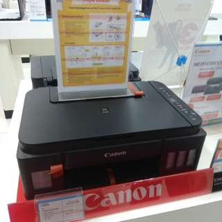 Kredit Printer Canon G2010