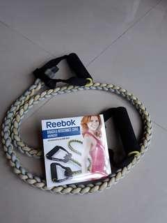 🚚 Reebok 彈力繩(Reebok braided resistance cord)