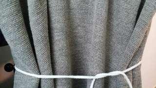 the UNDERGROUND knitted dress