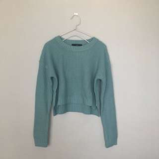 FOREVER 21 Crop Sweater NEW