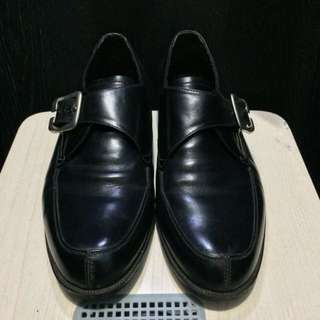 Lancer Black Loafer