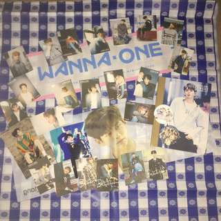 Wanna One kit