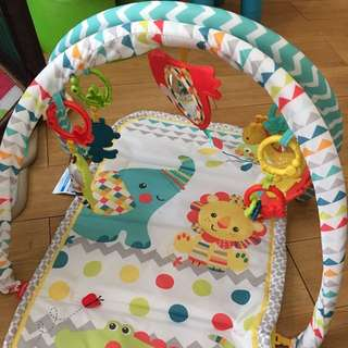Fisher Price play mat , bb墊