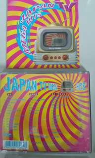 Japan Top Drama Song music CD