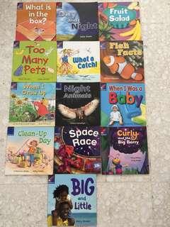 Rigby rocket readers for preschoolers