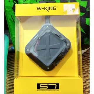 W-King S7 Waterproof Speaker