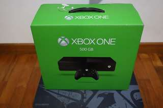 Xbox One 500GB (Halo 5 Guardians)