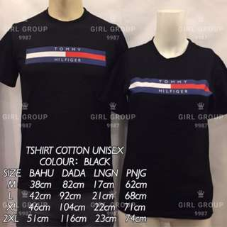 Tommy Hilfiger T Shirt Couple