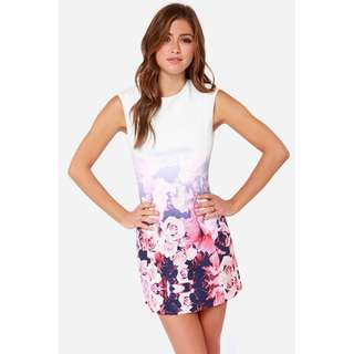 Finders keepers white lies  dress small (10)