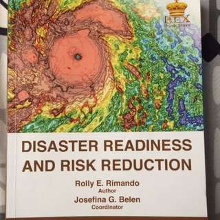 Disaster Readiness & Risk Reduction