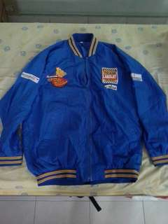 Brand new grand prix 1998 bomber jacket