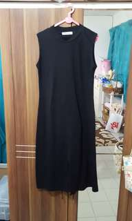 Slit Dress Chocochipsboutique