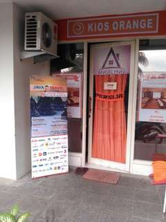 Kios Orange - Agent Travel and Sewa Apartment
