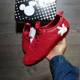 "(Limited) Disney ""Mickey Mouse"" x Onitsuka Tiger Mexico 66 Red"