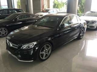 Fors Sale Mercedes-Benz C200 AMG