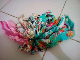 Floral Turbans