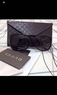 Gucci Sun Glasses FOC postage to WM