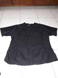 blouse / atasan / inner Hitam