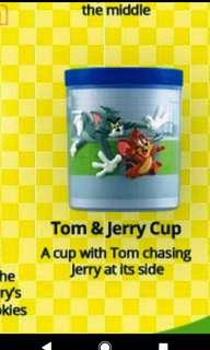 BN Tom and Jerry Cup