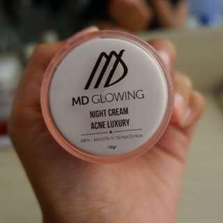 MD Glowing Luxury Acne Series