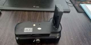 battery grip nikon D5200!,5100,5300