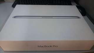 "MacBook Pro ""Core i5"" 2.6GHz 13-inch"