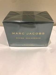 Marc Jacobs Divine Decadence eau de parfum 50 ml authentic brand new in box