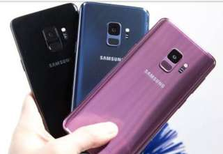 Ready Stock Samsung Galaxy S9