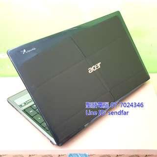 大螢幕高效獨顯 ACER AS5745G i5-430M 4G 500G 獨顯 DVD 15吋筆電 ◆聖發二手筆電◆