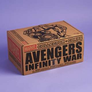 Marvel Collector Corps: Avengers Infinity War FUNKO
