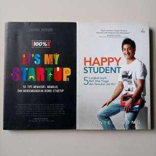 It's My Startup / Happy Student Book