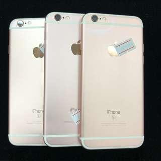 iPhone 6S 32GB | Rose Gold | Wholesale 3 pcs for HK$5100 批發價 | 玫瑰金