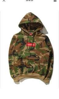 Supreme Camouflage Jumper