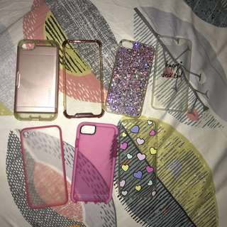 IPHONE 7/8 case and powercase (ALL IN)