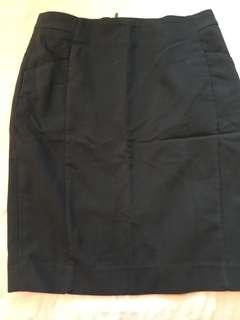 Work Skirt / Rok Kerja Formal H&M
