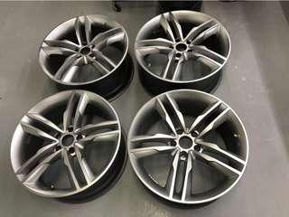 Audi A5 original rims