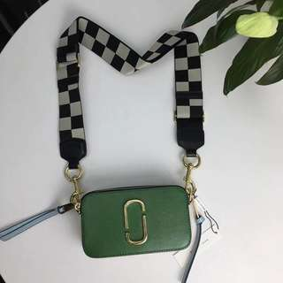 Marc Jacobs Snapshot Camera Bag - green