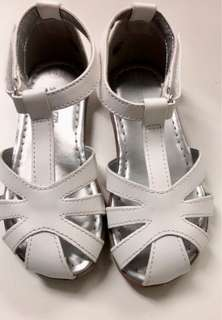 (#2)White Doll Shoes