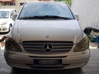 Mercedes Vito 3.2 A