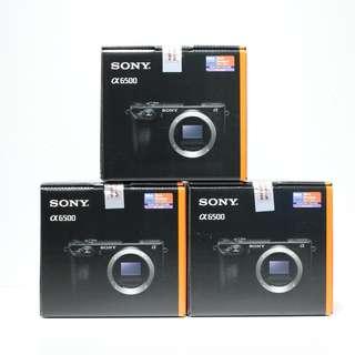 Brand New Sony A6500 Mirrorless Camera (Sony Malaysia)