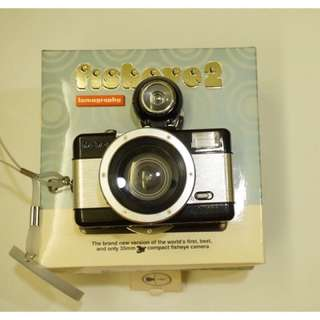 🚚 二手 Fisheyes 魚眼底片相機 相機 復古