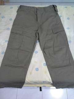 Made in USA military cargo pants
