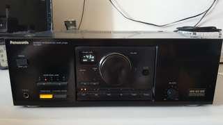Panasonic  高階 (喇叭 音響 音箱 sony aiwa jvc diy audio bose PHILIPS 擴大機