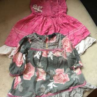 Monsoon and Pumpkin Patch Girl's Dresses