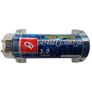 Q PERTORS HIGH PERFORMANCE DIGITAL POWER CAPACITOR 3.0 20V