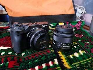 EOS M6 2 Lens Bundle