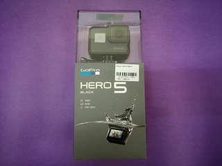 New GoPro Hero5 Action Camera Hero 5