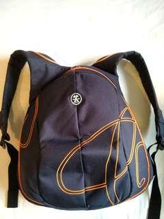 Crumpler Laptop & Camera Backpack