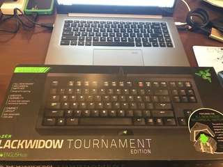 Razer BlackWidow Tournament Edition