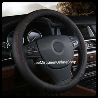 Durable Micro Fiber Leather Steering Wheel Cover